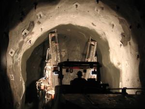 Lisheen Mines Geotechnical Support - IMEC